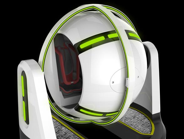 光可VR时空穿梭机